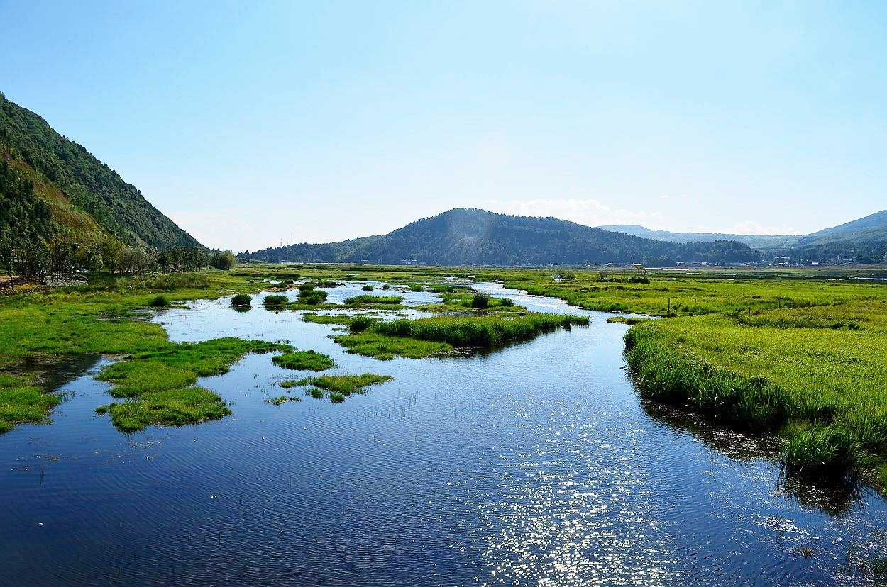 湿地生态系统保护与可持续利用